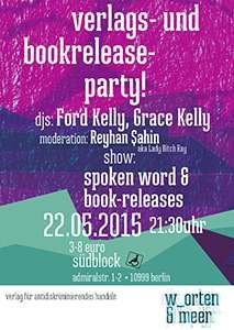 flyer releaseparty