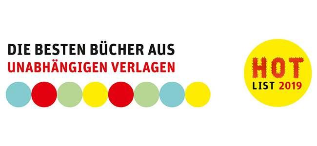 """""""Zu Lieben"""" auf Hotlist 2018 kleiner Verlage!"""