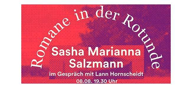 Lann Hornscheidt mit Sasha Marianna Salzmann