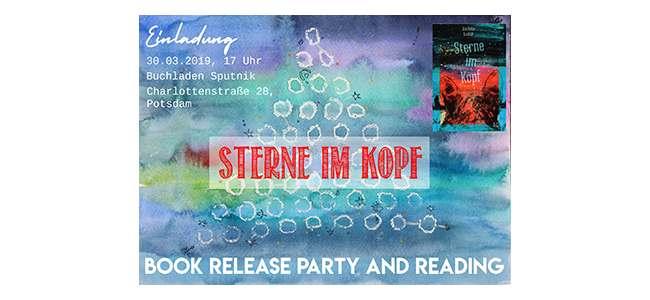 Buchladen Sputnik Potsdam | Book Release