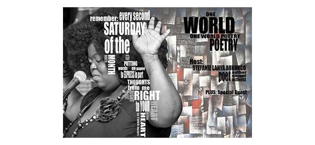 Familiengarten Kotti | Buchstabengefühle bei One World Poetry