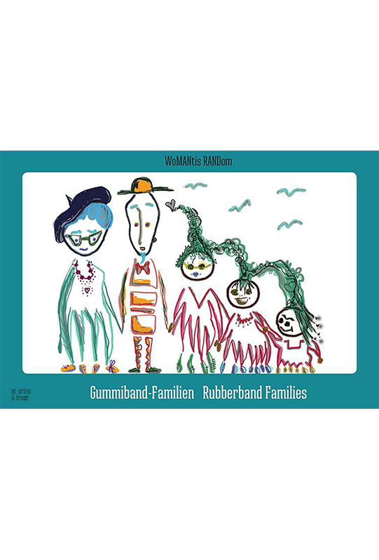 gummiband-familien - rubberband families