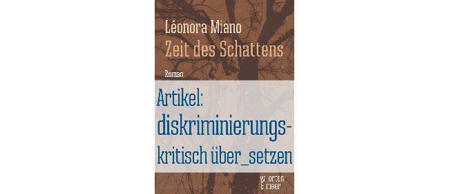 news Kolumne Ina-Pfitzner diskriminierungskritisch-übersetzen 650x300 20201204