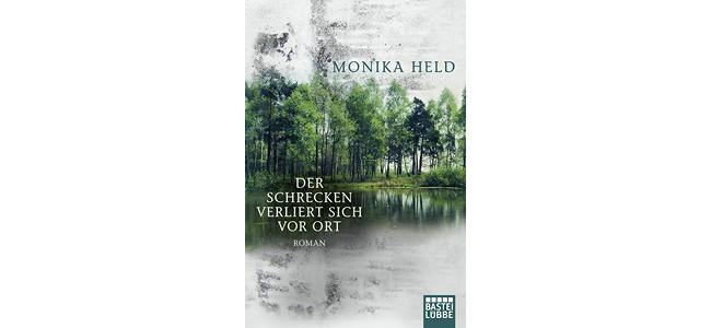 Buchcover Der Schrecken verliert sich vor Ort
