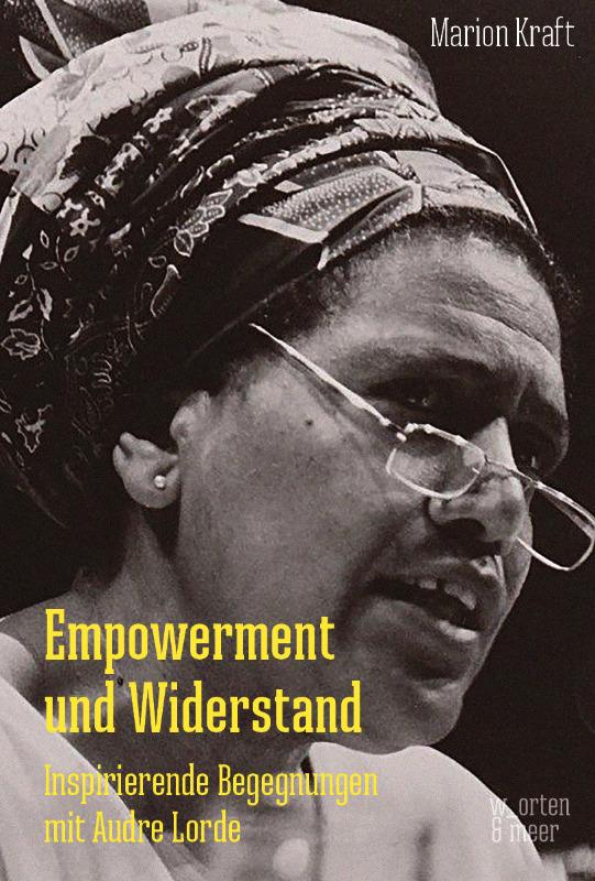 Buchcover: Marion Kraft – Empowerment und Widerstand